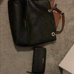 Reversible handbag Calvin Klein